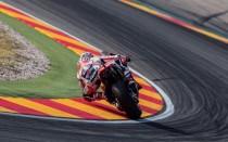 MotoGP - Aragón, PL3: Marquez davanti, fioccano le cadute
