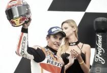 MotoGP, Gran Premio Aragon: vince il marziano Marquez, Lorenzo precede Rossi