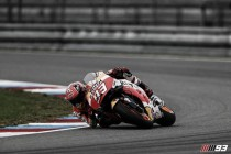 Marquez hoping for podium after securing record breaking pole in Brno