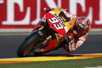 MotoGP, FP3 Valencia: Marquez davanti a tutti