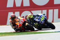 MotoGP Assen. Rossi e Marquez: così uguali, così vicini