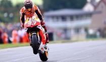 Sachsenring, capolavoro di Marquez, Rossi ottavo