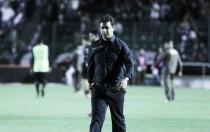 Após rebaixamento, Marquinhos Santos fala em aprendizagem com erros