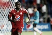 """""""Nos reencontramos con el gol y eso es lo más importante"""": Martínez Borja"""