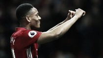 "Anthony Martial: ""Soy feliz en este club"""