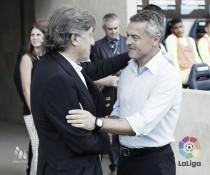 """Enrique Martín Monreal: """"Lo estamos haciendo bien y creo que no es para preocuparse"""""""