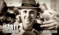 """Martí Perarnau: """"Lo que está en crisis no son los periodistas sino la industria periodística"""""""