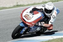 Alexis Masbou gana la carrera de la locura en Brno