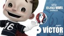 Mascota de la Euro 2016: llega Súper Víctor, el niño que jugará con toda Europa