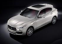 Maserati Levante: viento del este en forma de SUV