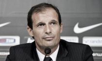 Allegri pleased with Juventus despite tough friendly loss