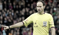 Mateu Lahoz dirigirá el Real Betis - Athletic Club
