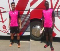 Aly Malle y Matheus Santana, nuevos fichajes del Granada B