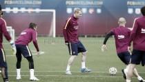 El Barça vuelve al trabajo con Mathieu como principal novedad