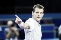 Mathieu, a la final de Montpellier tras superar a Zverev