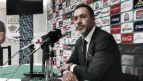 """Gustavo Matosas: """"Me gustó el equipo en el segundo tiempo"""""""