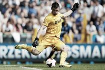 AS Roma pursuing Club Brugge goalkeeper Mathew Ryan