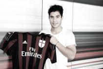 Jose Mauri joins AC Milan