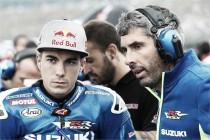 """Viñales sobre Márquez: """"Cada vez que está por delante de mí las cosas van bien"""""""