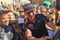 """Max Verstappen: """"Estamos delante de Ferrari y en la lucha con Mercedes"""""""