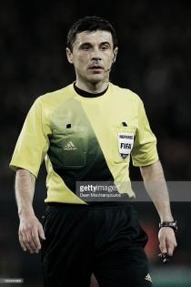Mazic, colegiado de la Supercopa de Europa