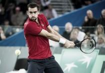 Davis Cup, Cilic trema ma vince contro Delbonis