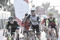 Abu Dhabi Tour, tappa e maglia a Mark Cavendish