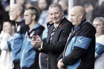 McCoist leaves Rangers