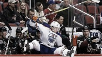 Arizona Coyotes pull out shootout win over Edmonton Oilers