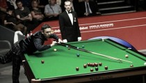 Another seed blown away at the Crucible as McManus progresses