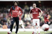 "Elneny says he feels he's ""joined a big family"" at Arsenal"