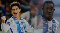 Murillo y Medina reyes de la CONCACAF