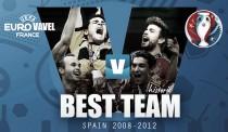 Mejor selección en la historia de las Eurocopas: la Roja, en el olimpo del fútbol europeo