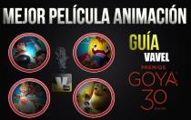 Camino a los Goya 2016: mejor película de animación