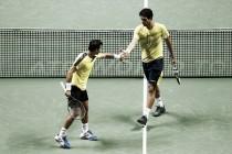 Ao lado de Ivan Dodig, Marcelo Melo vence holandeses na estreia do ATP 500 de Roterdão