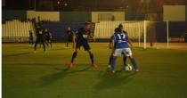 El Granada B empata en un vibrante duelo en Melilla