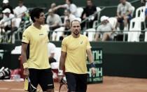 Melo e Soares caem nas quartas em Monte Carlo