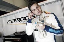 Diego Menchaca continuará corriendo con Campos Racing