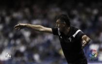 """Mendilibar: """"Hemos sabido jugar con uno más teniendo pausa para llegar a portería contraría"""""""