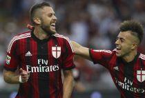 Milan, Menez felice e polemico