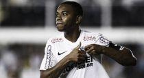 """Robinho reitera desejo de continuar no Santos: """"Sempre manifestei minha vontade de ficar"""""""