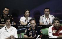 Ferrari y Red Bull vs Mercedes: enfrentados ante el congelamiento de motores