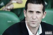 """Juan Merino """"Si estamos al cien por cien podemos sacar los tres puntos"""""""
