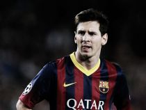 La défaite de Messi
