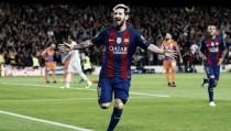 Los datos del FC Barcelona - Manchester City