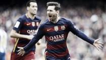 Leo Messi y Carles Aleñà son candidatos al gol del año de la UEFA