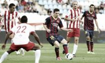 Live Liga : le match FC Barcelone vs Almeria en direct