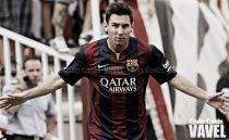 Aquellos que vieron el primer gol de Messi