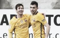 Eibar 0-4 FC Barcelona: 36 matches unbeaten for the Catalans