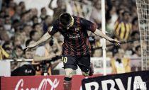 Messi, siempre en la historia del Getafe